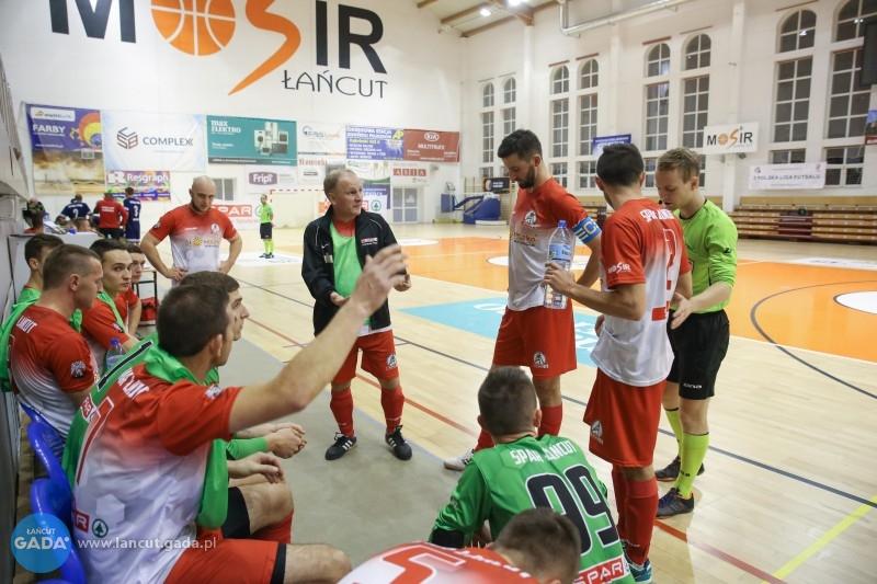 Futsalowa drużyna nie wystartuje