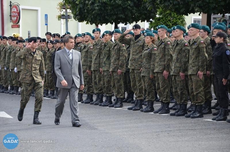 Przysięga klasy wojskowej ipolicyjnej [ZDJĘCIA]