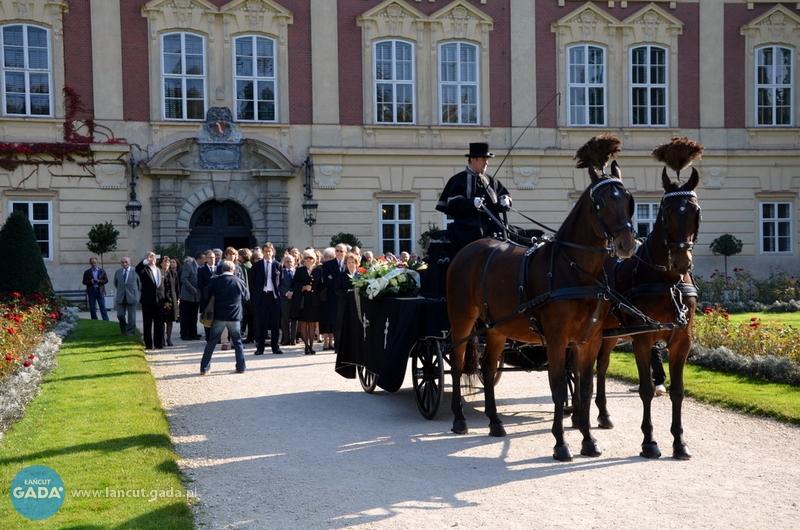 Pogrzeb hrabiego Potockiego
