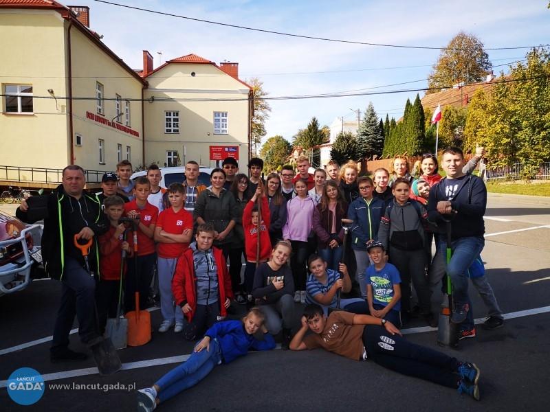 Mieszkańcy Kraczkowej upiększają swoją miejscowość