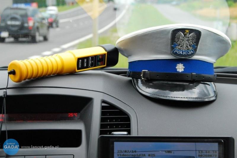 Ponad 3 promile u kierowcy opla