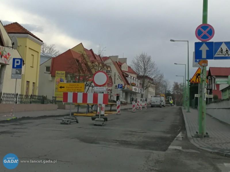 Przebudowa ulic za prawie 700 000 zł