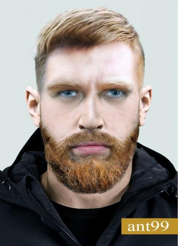 Poszukiwany mężczyzna zportretu pamięciowego