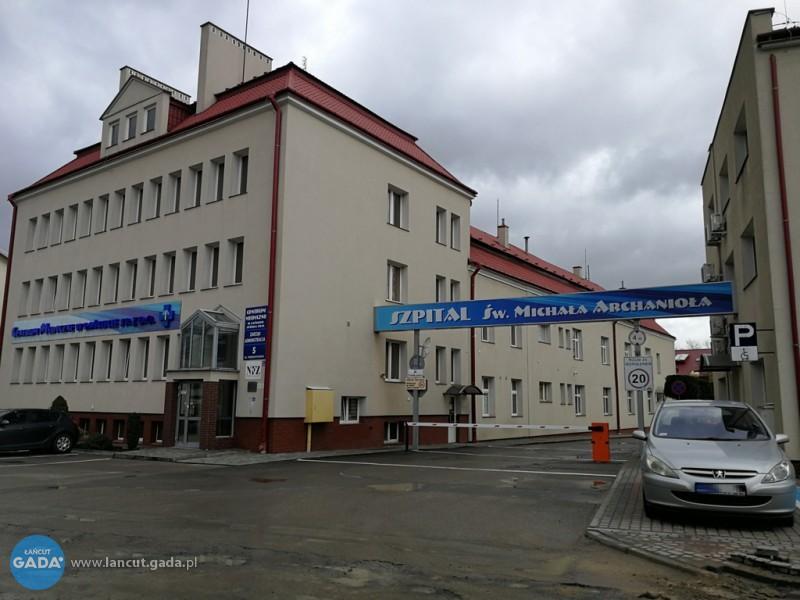50 tys zł dla szpitala wŁańcucie