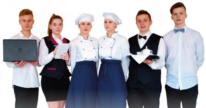 Technik żywienia, hotelarstwa, piekarz, logistyk iinne