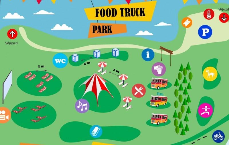Food Truck Park wRakszawie