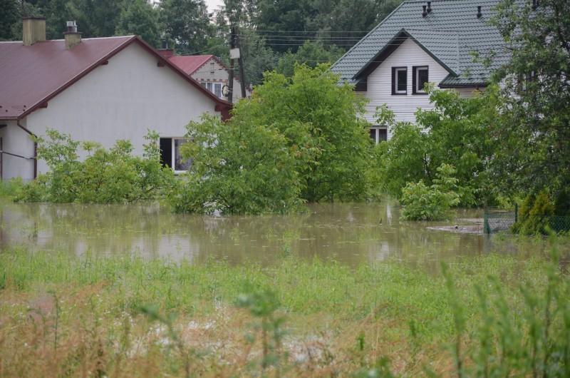 Około 350 zalanych domów. Liczenie strat