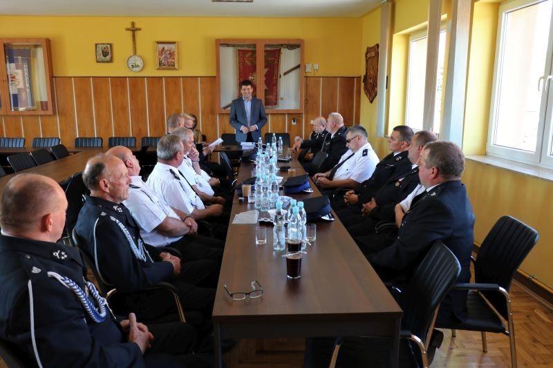 Dotacje dla jednostek OSP zterenu gminy Łańcut
