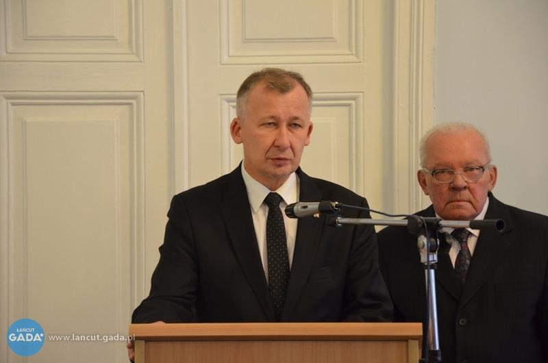 Adam Krzysztoń starostą powiatu łańcuckiego