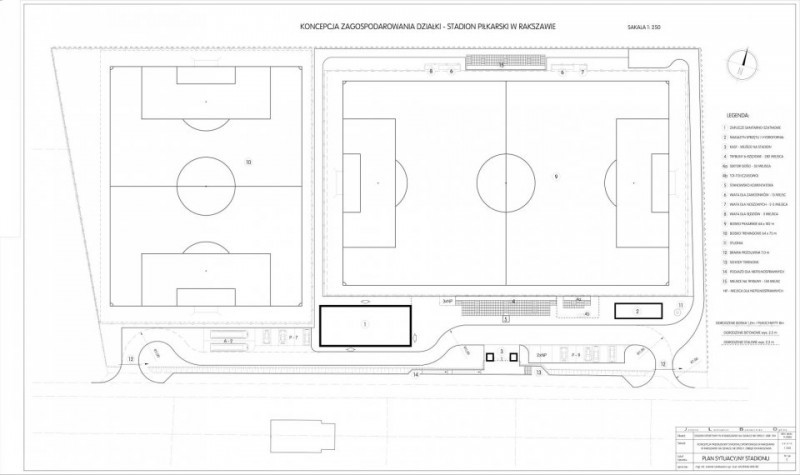 Nowy stadion wRakszawie
