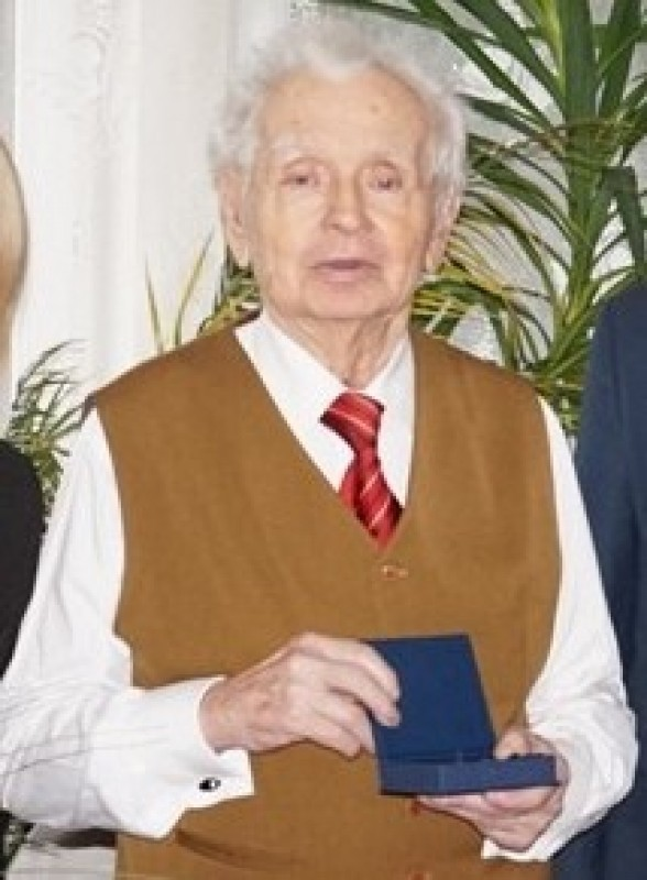 Zmarł porucznik Edward Rejman