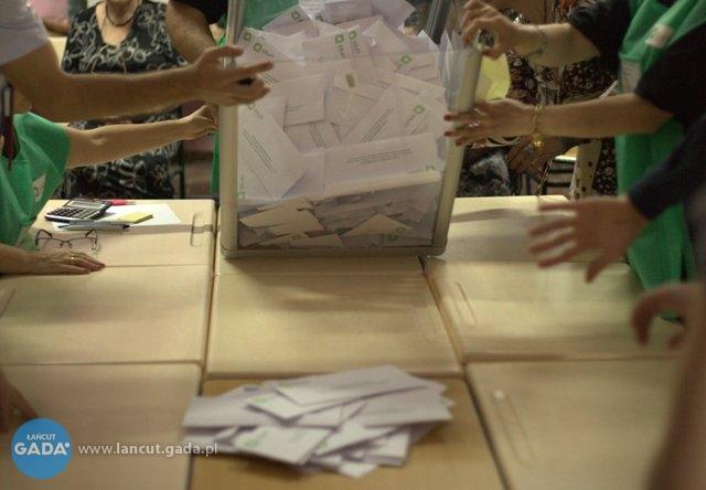 Jak mieszkańcy Łańcuta głosowali wII turze wyborów?