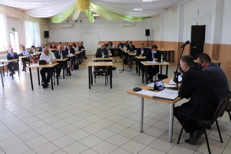 Absolutorium iwotum zaufania dla wójta gminy Łańcut