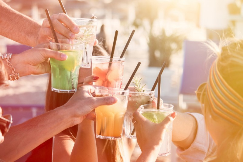 Letni drink bar - orzeźwienie pełne smaku