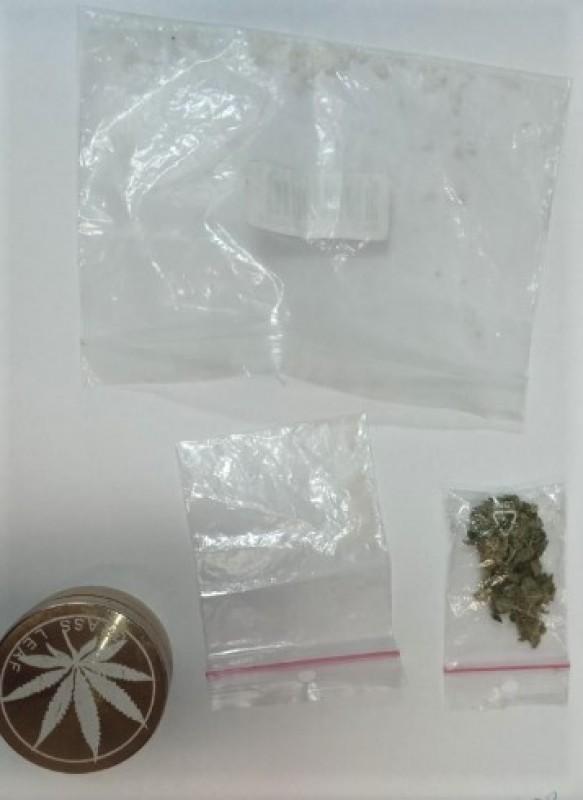 22-latek posiadał narkotyki