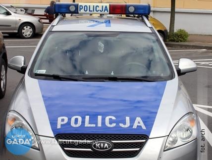 Podejrzani opobicie wrękach Policji