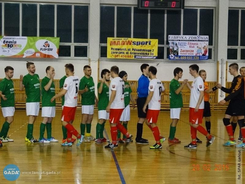 Pewne zwycięstwo SPAR-u na koniec sezonu II ligi